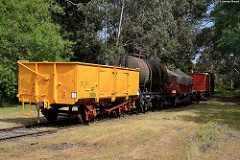 Goods Wagons